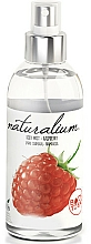 "Fragrances, Perfumes, Cosmetics Body Spray ""Raspberry"" - Naturalium Body Mist Raspberry"