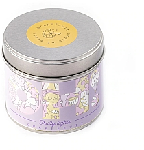"""Fragrances, Perfumes, Cosmetics Scented Candle """"Grapefruit"""" - Oh!Tomi Fruity Lights Candle"""