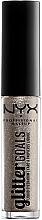 Fragrances, Perfumes, Cosmetics Liquid Eyeshadow - NYX Professional Makeup Glitter Goals Liquid Eyeshadow