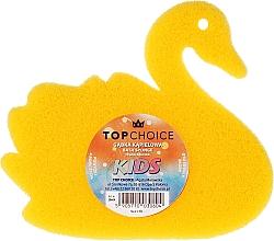 Fragrances, Perfumes, Cosmetics Bath Sponge 30604, yellow - Top Choice Bath Sponge Kids