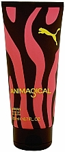 Fragrances, Perfumes, Cosmetics Puma Animagical Woman - Shower Gel