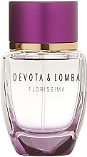 Fragrances, Perfumes, Cosmetics Devota & Lomba Florissima - Eau de Parfum