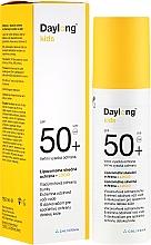 Fragrances, Perfumes, Cosmetics Sun Lotion for Kids - Daylong Sun Milk For Kids SPF 50+