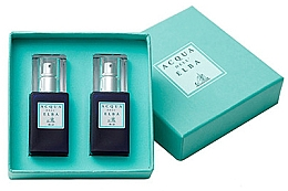 Fragrances, Perfumes, Cosmetics Acqua Dell Elba Blu - Set (edp/2x15ml)