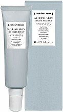 Protective Face Cream - Comfort Zone Sublime Skin Color Perfect SPF50 — photo N2