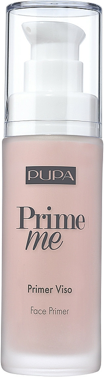 Perfecting Face Primer - Pupa Prime Me Perfecting Face Primer
