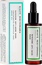 Fragrances, Perfumes, Cosmetics Anti-Aging Peptide Serum - Beaute Mediterranea Matrikine Anti-aging Serum