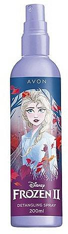 Hair Spray - Avon Frozen II Detangling Spray