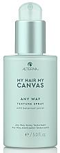 Fragrances, Perfumes, Cosmetics Hair Spray - Alterna My Hair My Canvas Any Way Texture Spray