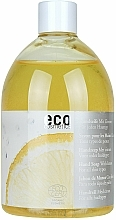 Fragrances, Perfumes, Cosmetics Eco Lemon Soap (refill without despenser) - Eco Cosmetics Eco Hand Soap With Lemon