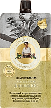 Fragrances, Perfumes, Cosmetics Instant Hair Care Mask - Reczepty Babushki Agafi Agafia's Bathhouse