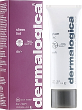 Fragrances, Perfumes, Cosmetics Moisturizing & Toning Face Cream - Dermalogica Daily Skin Health Sheer Tint SPF20