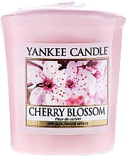 """Fragrances, Perfumes, Cosmetics Scented Candle """"Cherry Blossom"""" - Yankee Candle Scented Votive Cherry Blossom"""