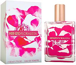 Fragrances, Perfumes, Cosmetics Kenzo Floralista - Eau de Toilette