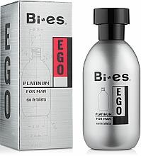 Fragrances, Perfumes, Cosmetics Bi-Es Ego Platinum - Eau de Toilette