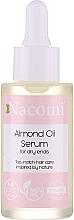 Fragrances, Perfumes, Cosmetics Hair Serum - Nacomi Natural With Sweet Almond Oil Serum
