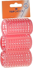 Fragrances, Perfumes, Cosmetics Hair Curlers XL with Clamps, 35 mm, 3 pcs - Top Choice