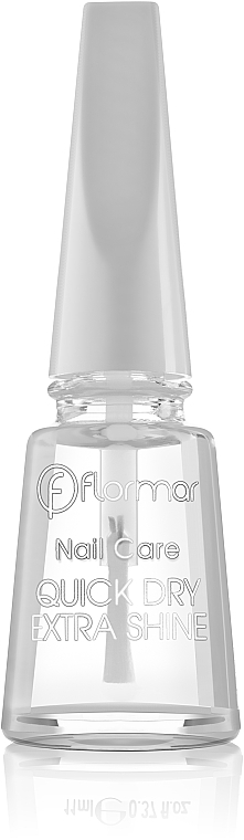 Nail Quick Dry - Flormar Nail Care Quick Dry Extra Shine