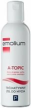 Fragrances, Perfumes, Cosmetics Delicate Cleansing Gel - Emolium A-Topical Gel