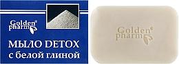 Fragrances, Perfumes, Cosmetics White Clay Soap - Golden Pharm