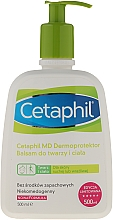 Fragrances, Perfumes, Cosmetics Moisturizing Face & Body Lotion - Cetaphil MD Dermoprotektor