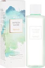 Fragrances, Perfumes, Cosmetics Alcohol-Free Moisturizing Toner - Heimish Refresh Water Clean Up Peeling Water