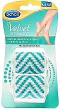 Fragrances, Perfumes, Cosmetics Replacement Rollers for Electric Files - Scholl Velvet Smooth Peeling Rollen Dry Skin