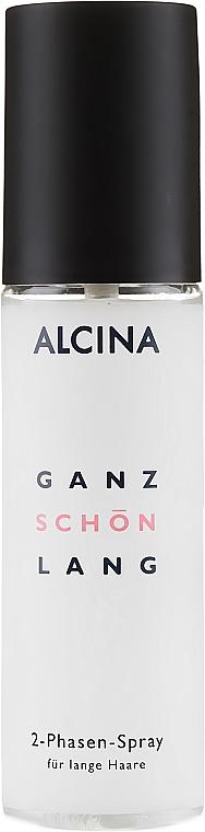 2-Phase Long Hair Spray - Alcina Ganz Schon Lang 2-Phasen-Spray
