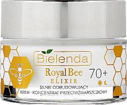 Repair Anti-Wrinkle Concentrate Cream - Bielenda Royal Bee Elixir 70+ Cream Concentrate — photo N1