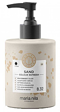 Fragrances, Perfumes, Cosmetics Color Refresh Hair Mask - Maria Nila Colour Refresh Sand