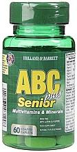 Fragrances, Perfumes, Cosmetics Food Supplement - Holland & Barrett ABC Plus Senior
