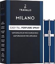 Fragrances, Perfumes, Cosmetics Atomizer - Travalo Milano Blue