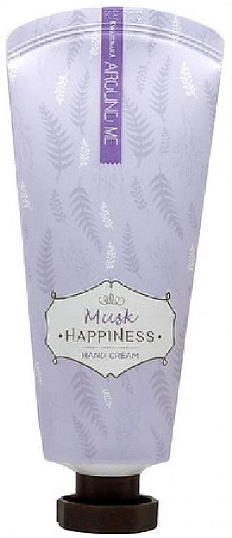 Musk Hand Cream - Welcos Around Me Happiness Hand Cream Musk