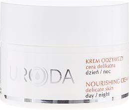 Fragrances, Perfumes, Cosmetics Nourishing Face Cream for Sensitive Skin - Uroda Nourishing Face Cream For Sensitive Skin