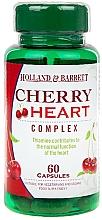 "Fragrances, Perfumes, Cosmetics Food Supplement ""Cherry & Vitamin C"" - Holland & Barrett Cherry Heart 500mg"