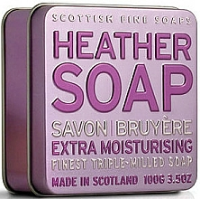 Fragrances, Perfumes, Cosmetics Heather Soap - Scottish Fine Soaps Heather Soap