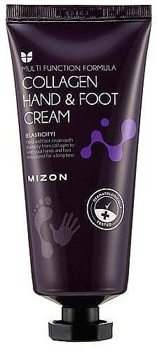 Collagen Hand & Foot Cream - Mizon Collagen Hand And Foot Cream