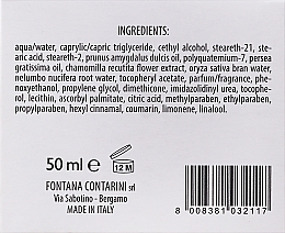 Night Face Cream - Fontana Contarini Night Face Cream — photo N2