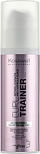 Fragrances, Perfumes, Cosmetics Thermal Protection for Curly Hair - Kosswell Professional Dfine Curl Trainer