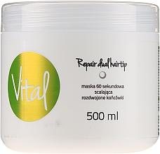 Fragrances, Perfumes, Cosmetics Hair Mask - Stapiz Vital Repair Dual Hairtip 60s Mask