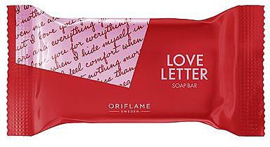"Soap ""Love Letter"" - Oriflame Love Letter Soap"