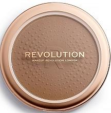 Fragrances, Perfumes, Cosmetics Face Bronzer - Makeup Revolution Mega Bronzer