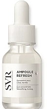 Fragrances, Perfumes, Cosmetics Smoothing Eye Concentrate - SVR Ampoule Refresh Eye Concentrate
