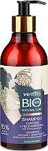 "Fragrances, Perfumes, Cosmetics Strengthening Hair Bio Shampoo ""Caffeine & Horsetail"" - Venita Bio Natural Care"