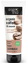 "Fragrances, Perfumes, Cosmetics Face Gommage ""Morning Coffee"" - Organic Shop Gommage Face"