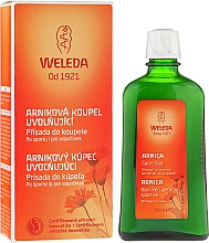 Fragrances, Perfumes, Cosmetics Arnica Bath Milk - Weleda Arnika Recuperating Bath Milk