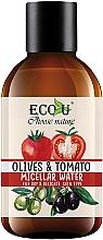 "Fragrances, Perfumes, Cosmetics Micellar Water ""Tomato & Olive"" - Eco U"