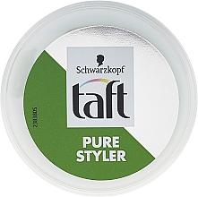Fragrances, Perfumes, Cosmetics Styling Hair Gel - Schwarzkopf Taft Pure Styler Medium Hold