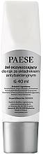Fragrances, Perfumes, Cosmetics Antibacterial Hand Cleansing Gel - Paese