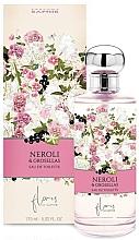 Fragrances, Perfumes, Cosmetics Saphir Parfums Flowers de Saphir Neroli & Grosellas - Eau de Parfum
